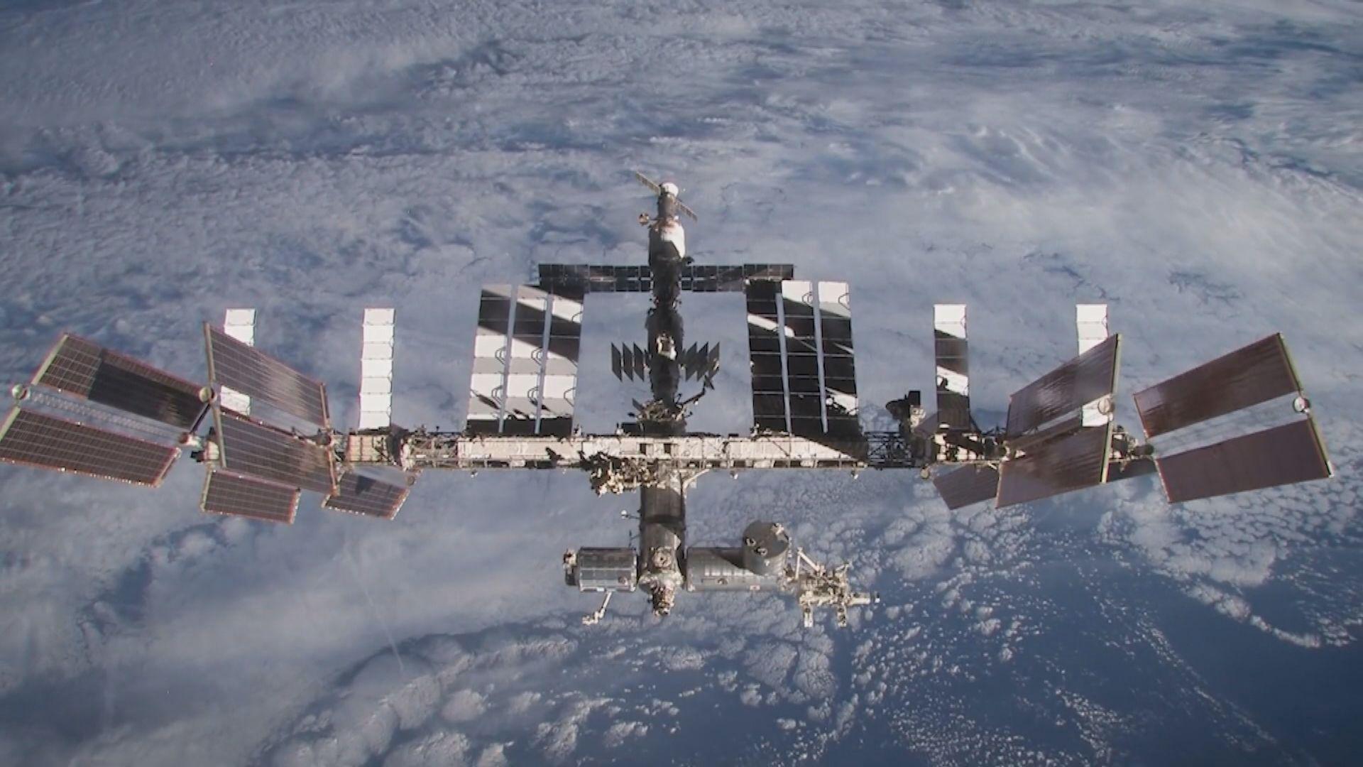 國際太空站內再出現多條裂縫