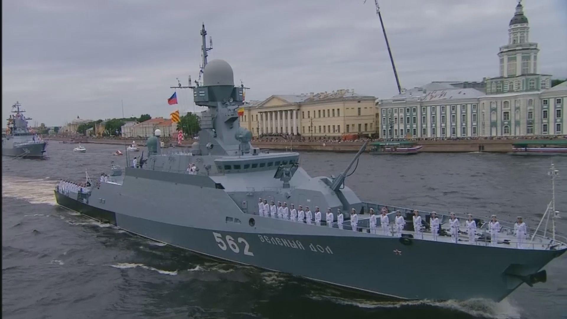 普京:俄羅斯海軍擁有捍衛國家所需的一切