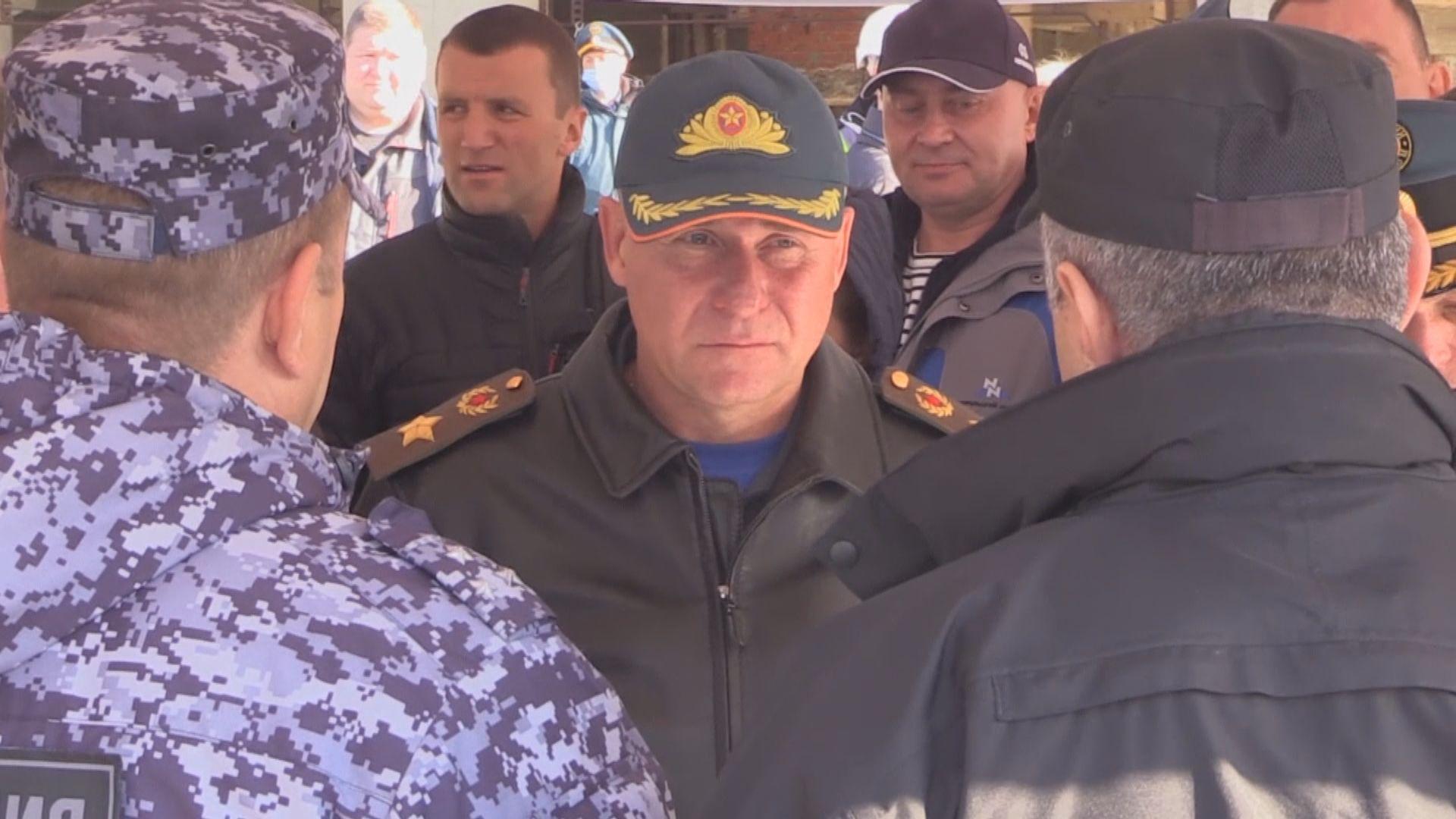 俄羅斯緊急情況部長救人時意外身亡