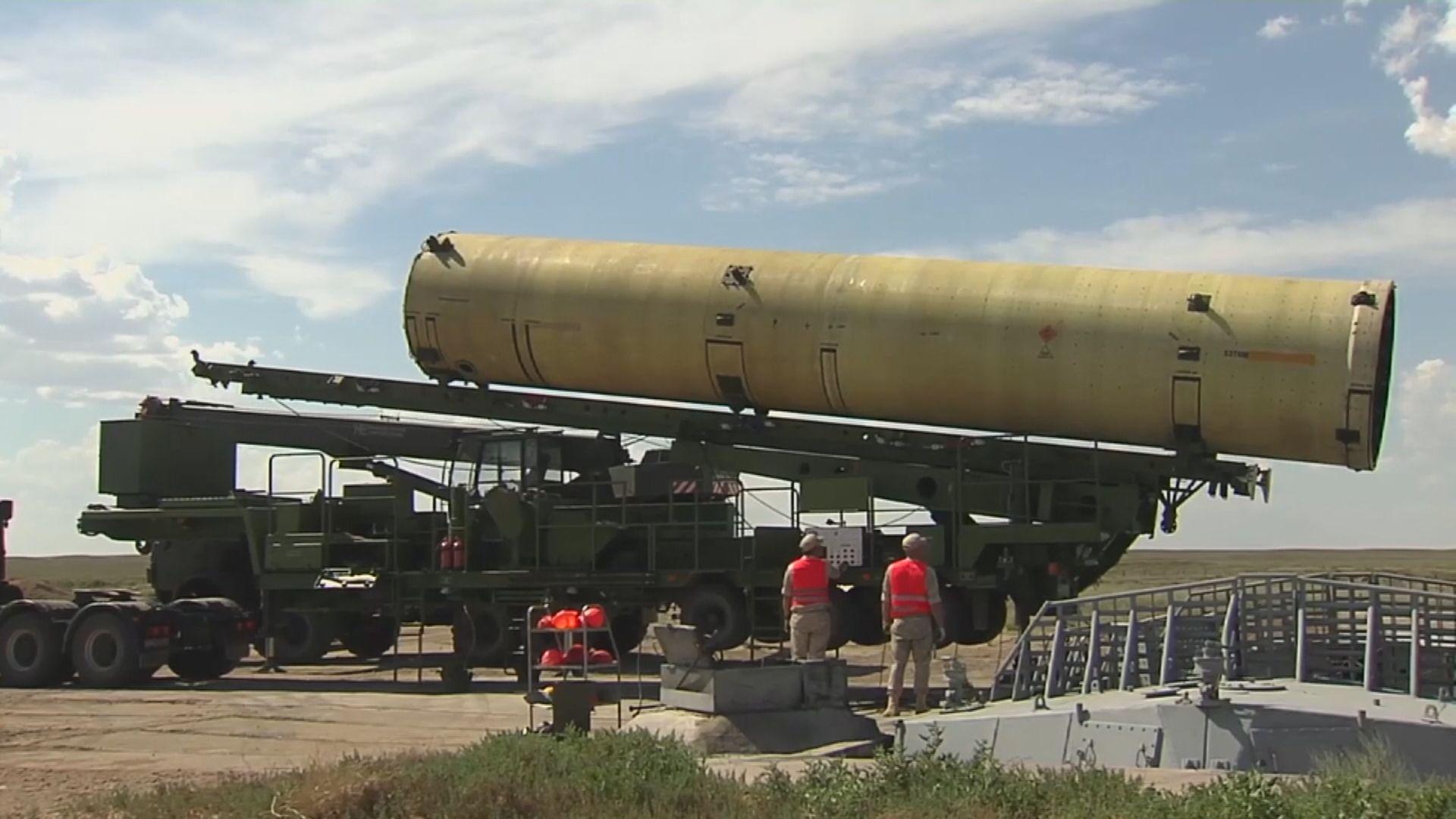 中俄使用同款防空系統有利聯合演習