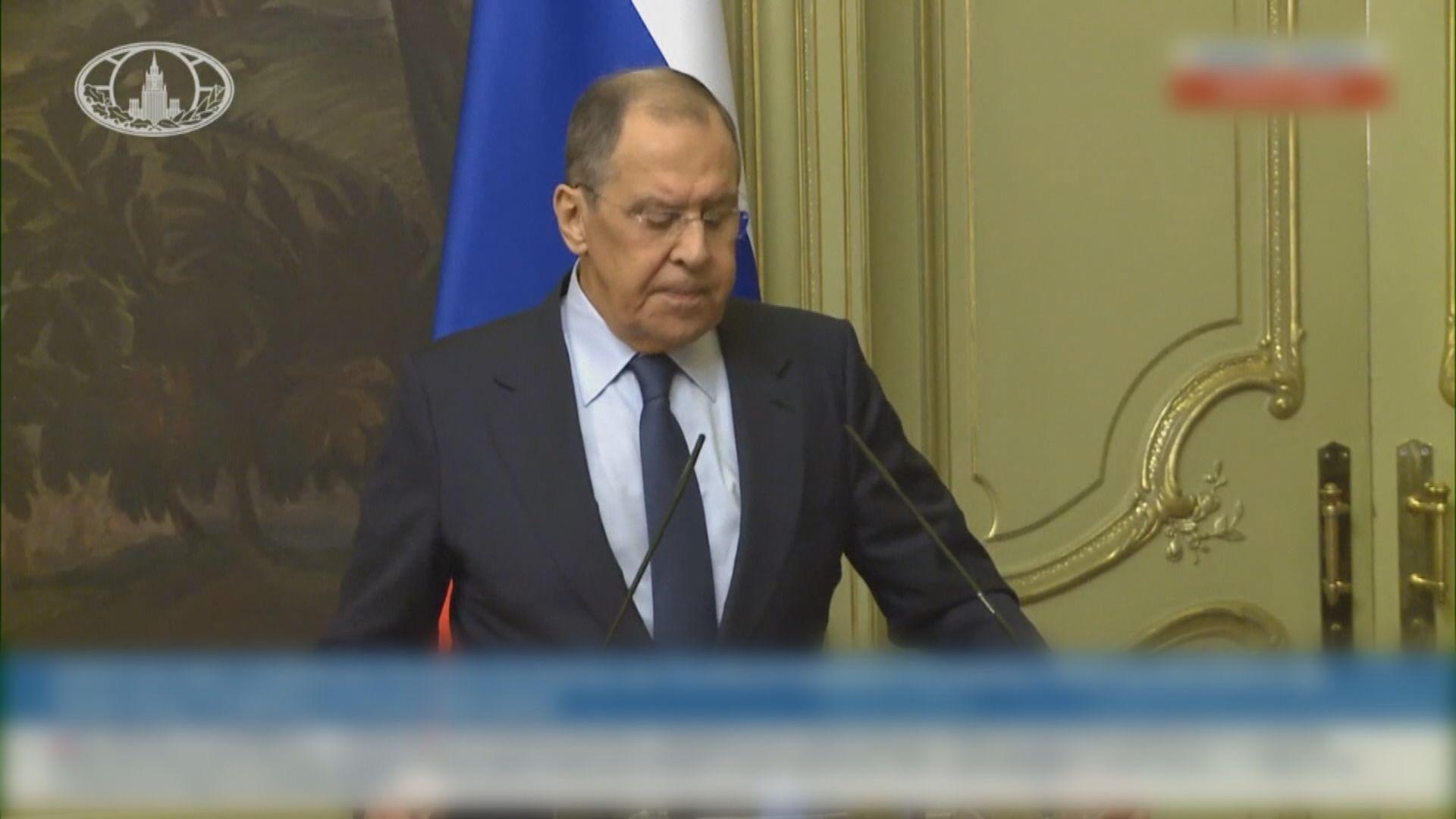 俄羅斯下月起暫停與北約外交聯繫
