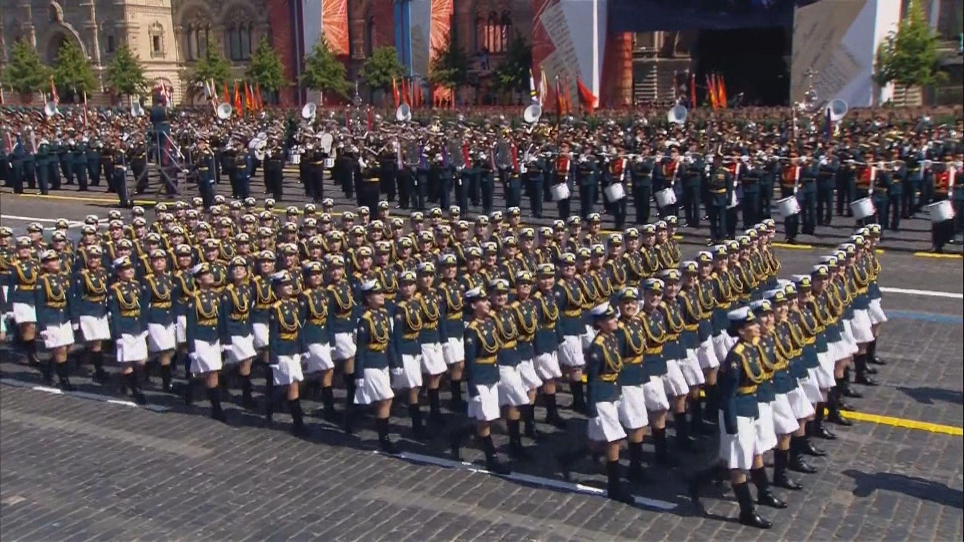 俄羅斯疫情下補辦閱兵 分析指普京冀借閱兵推動修憲公投獲通過