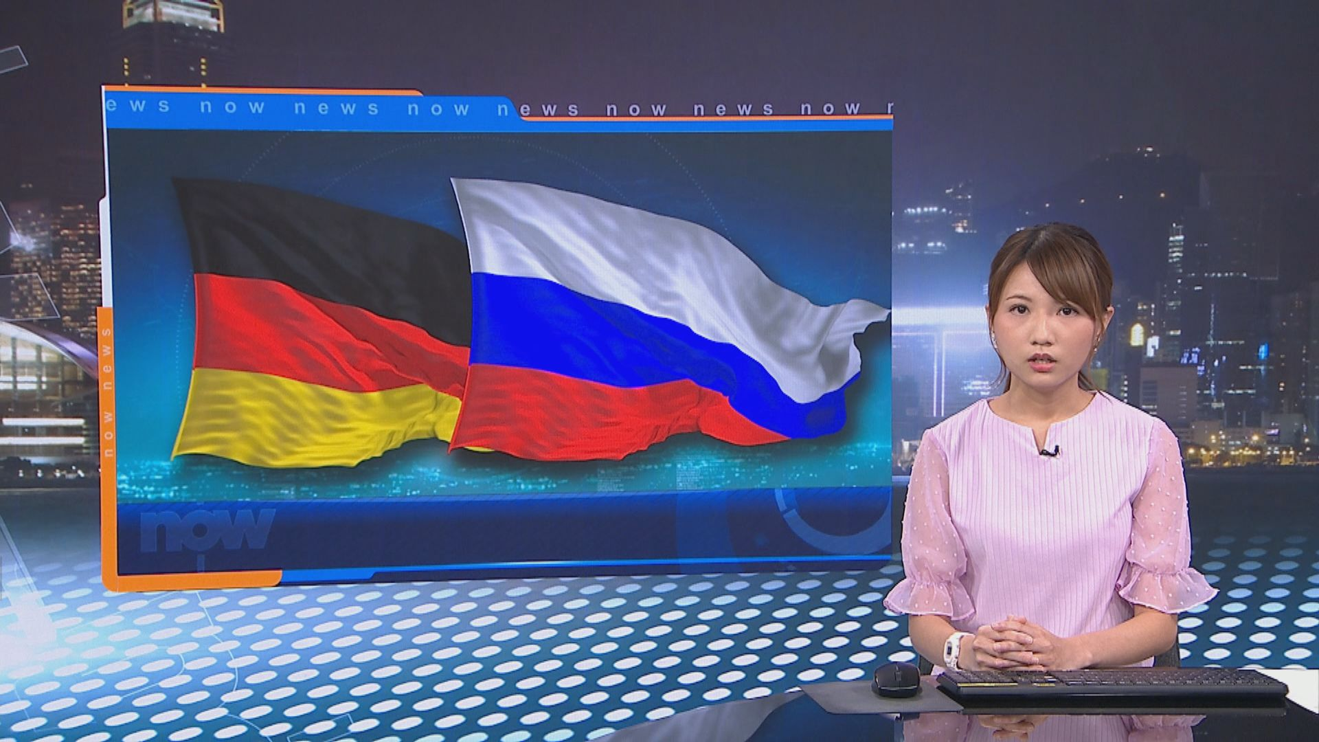 德脅俄查納瓦爾尼事件 否則或凍結兩國天然氣管道項目