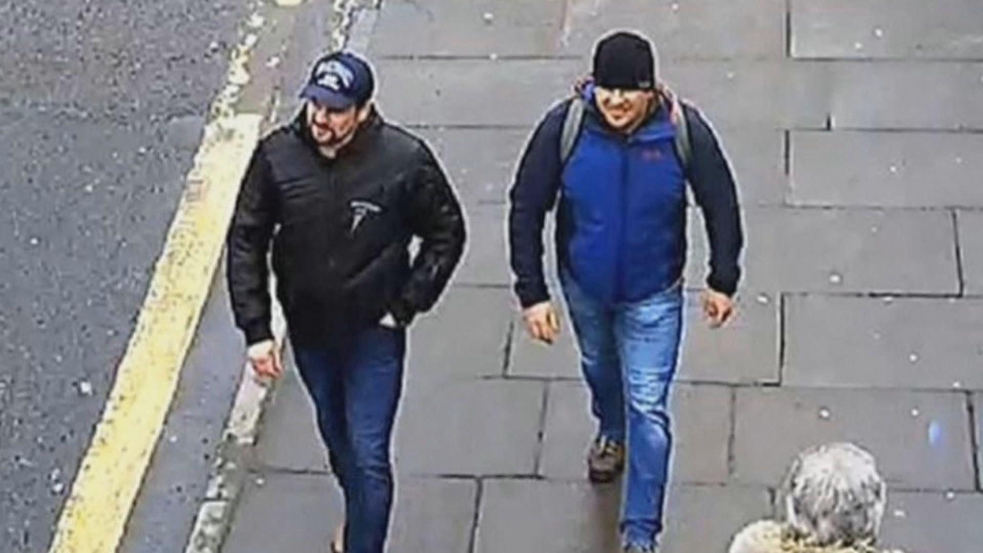 英國落毒案 疑犯被指是俄軍上校