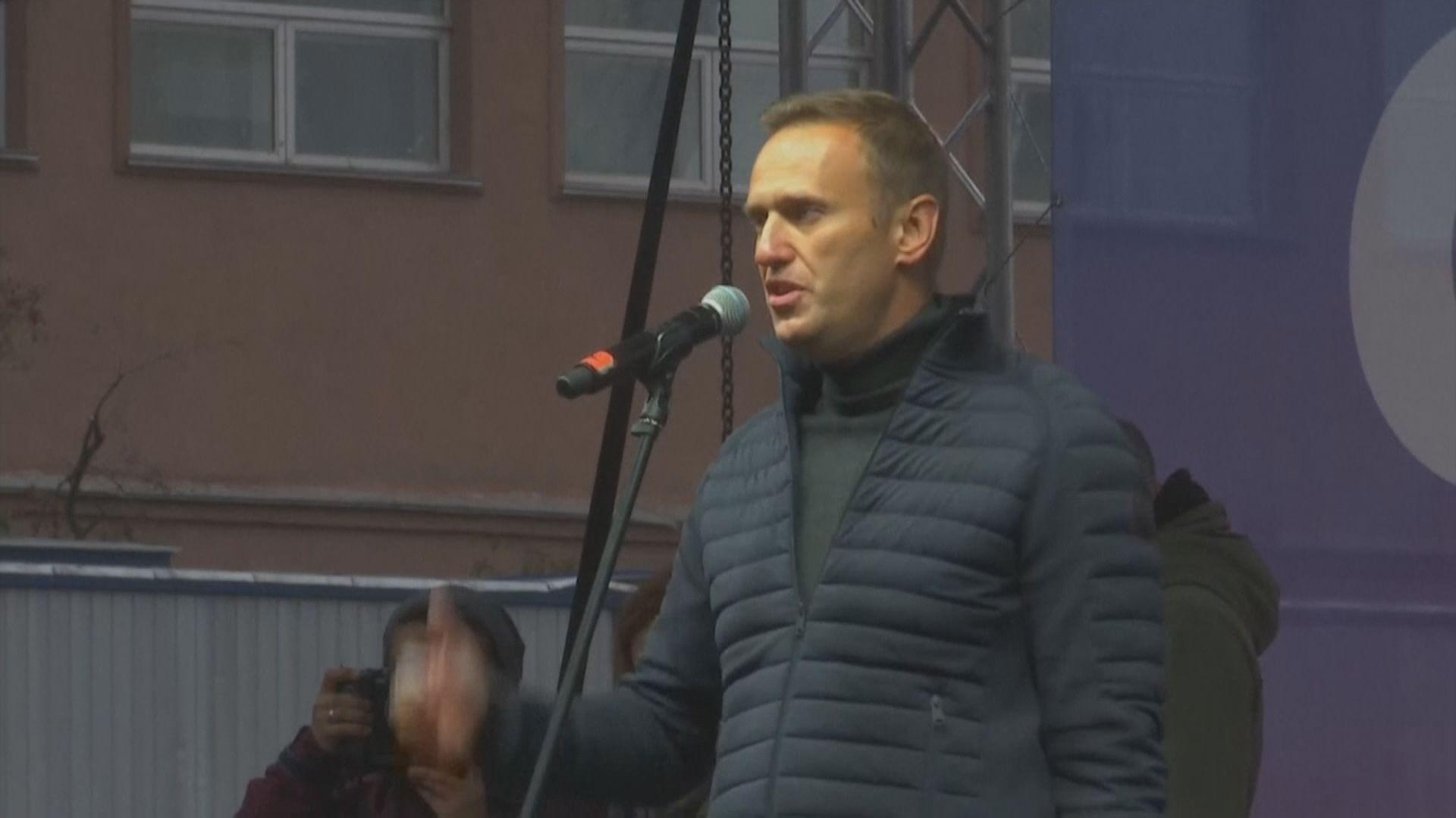 俄反對派領袖納瓦爾尼疑遭下毒情況危殆 法德願協助
