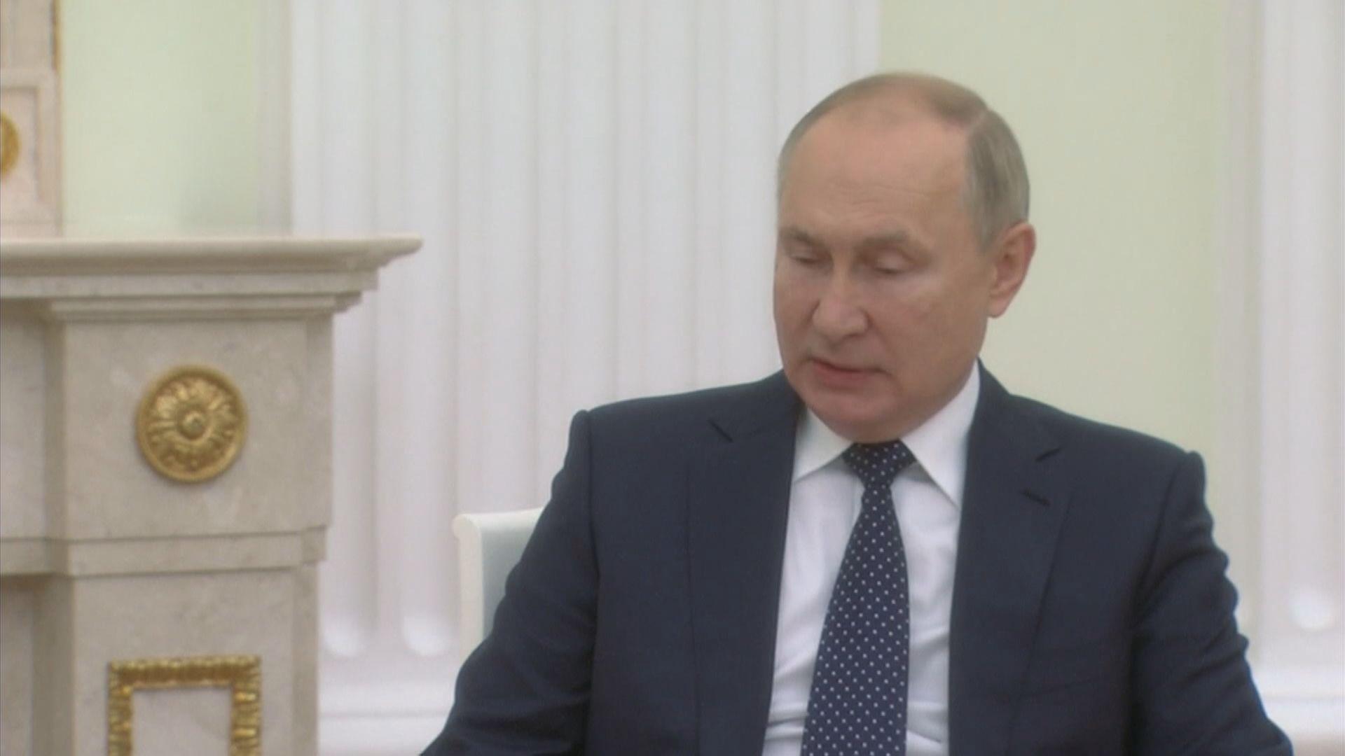 隨扈確診新冠 俄羅斯總統普京自我隔離