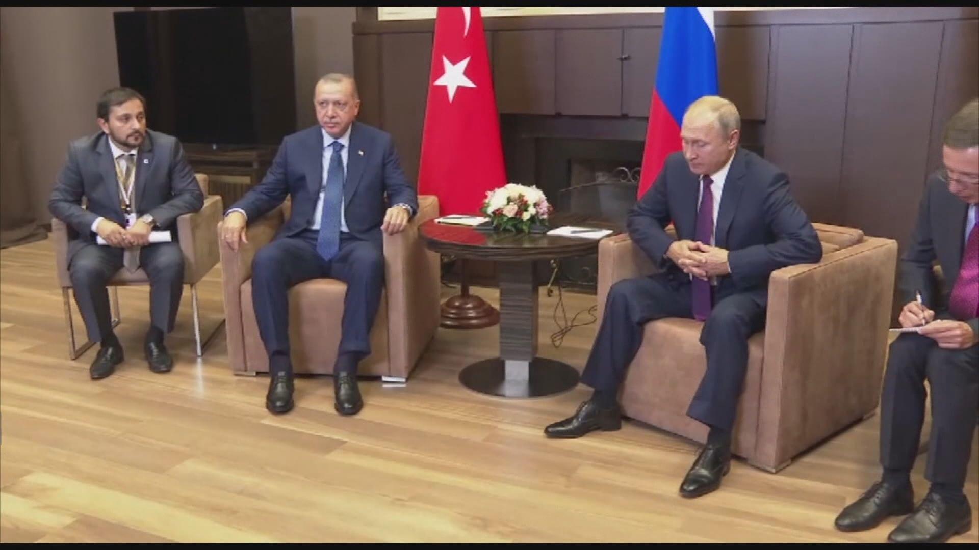 普京宣布在伊德利卜省設非軍事區