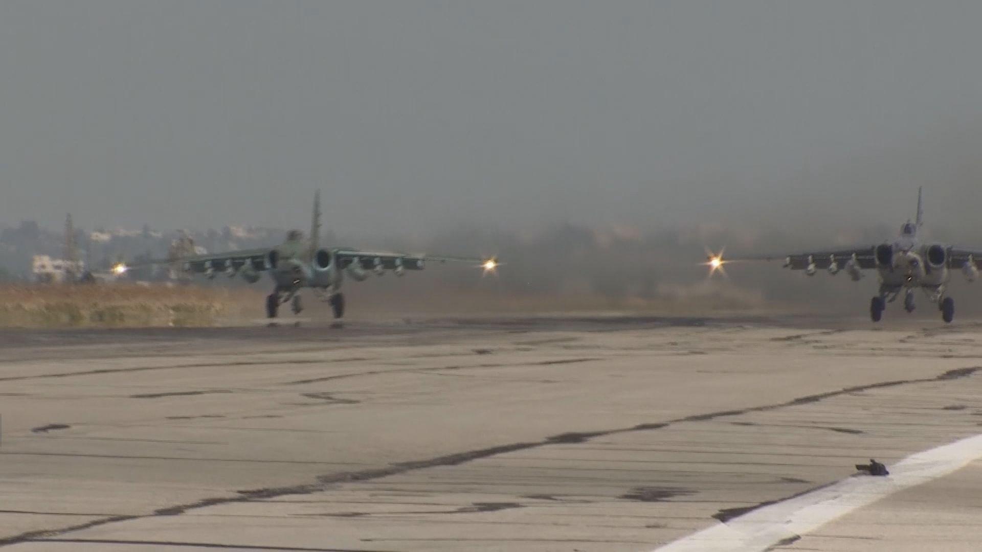俄偵察機遭敘利亞防空系統意外擊落