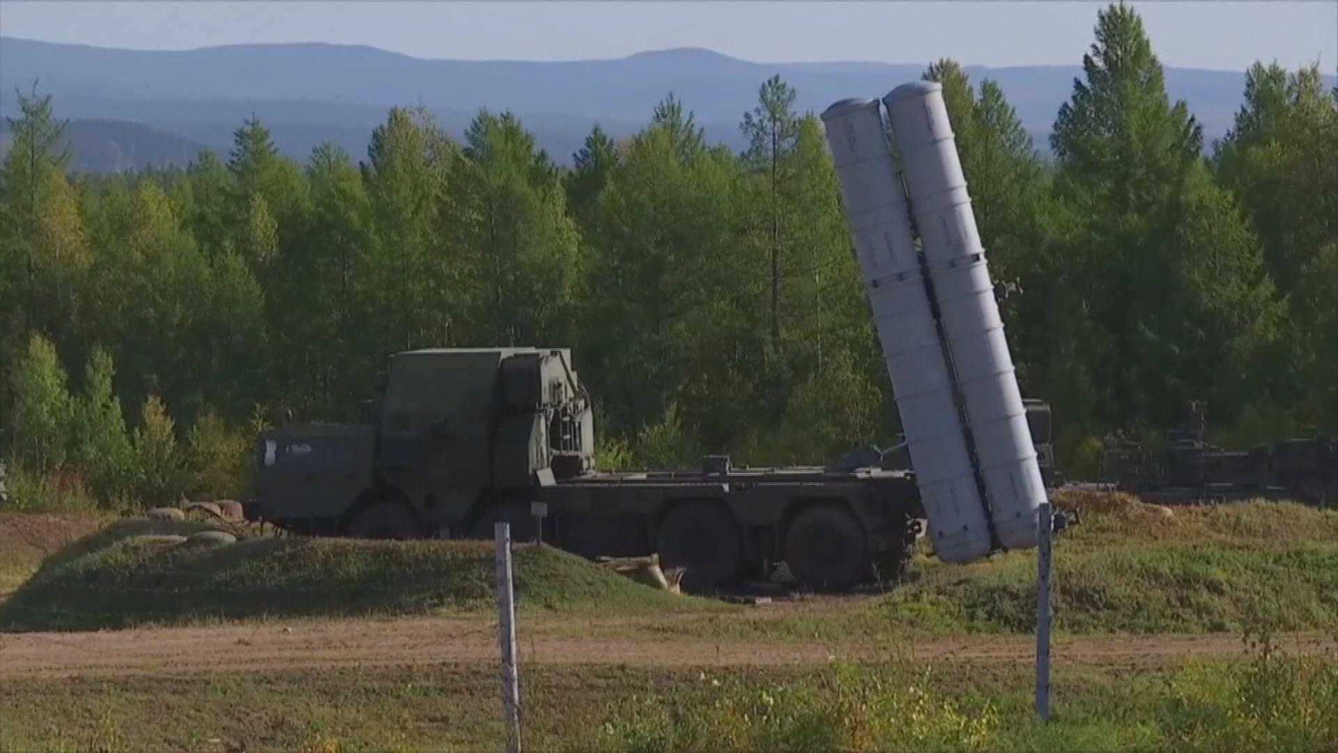 俄將向敘利亞提供S-300系統