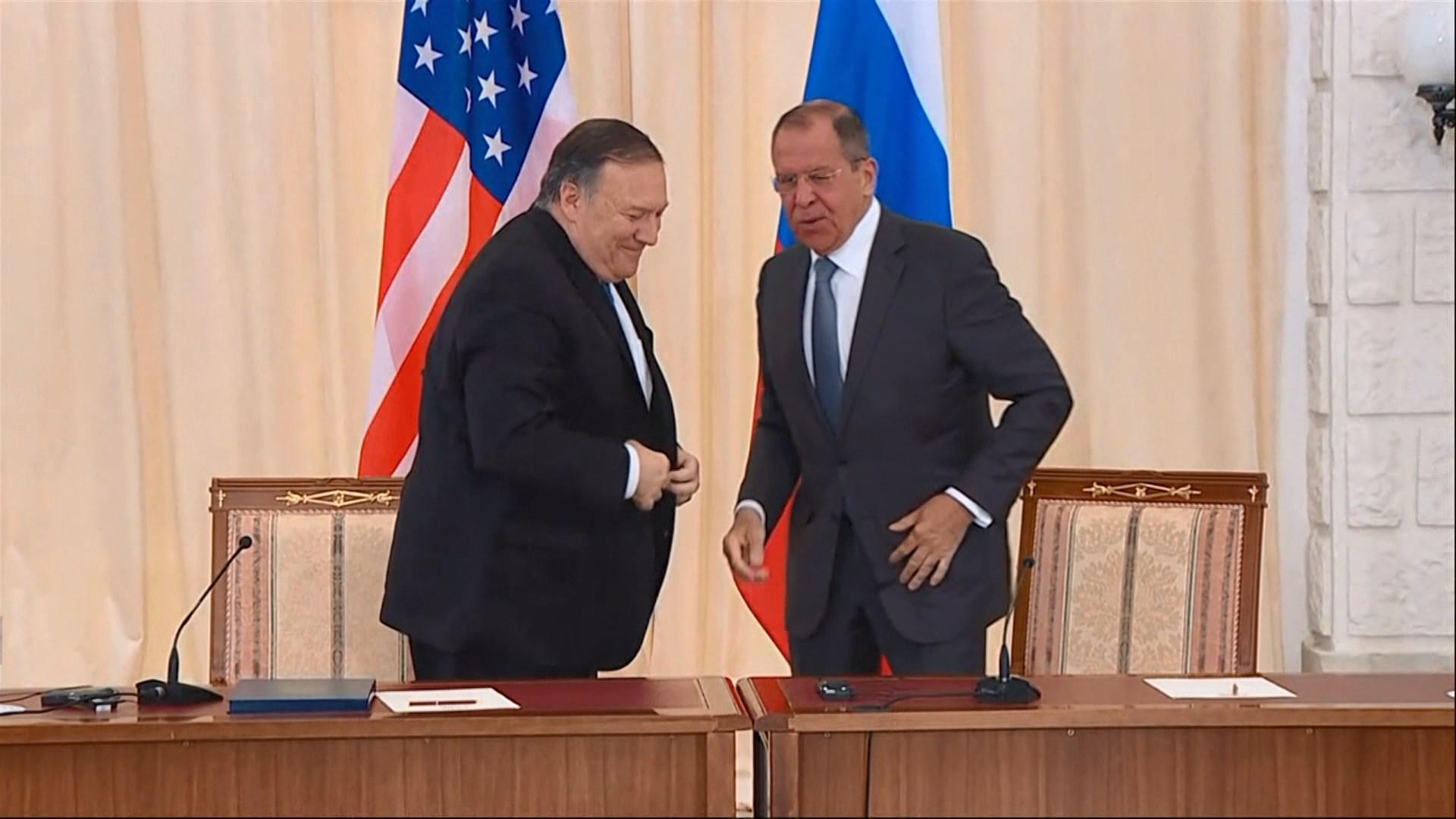 普京強調俄從未干預美國選舉