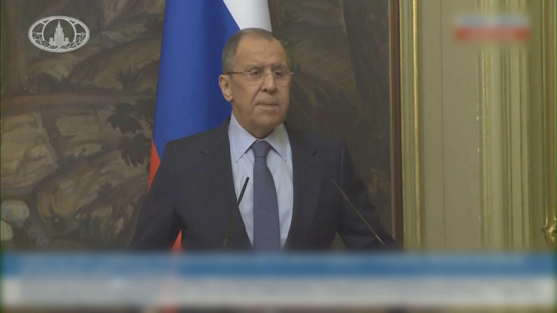 俄羅斯宣布驅逐10名美國駐俄外交人員