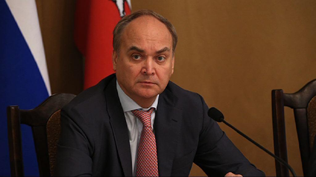普京委任安東諾夫任俄國駐美大使