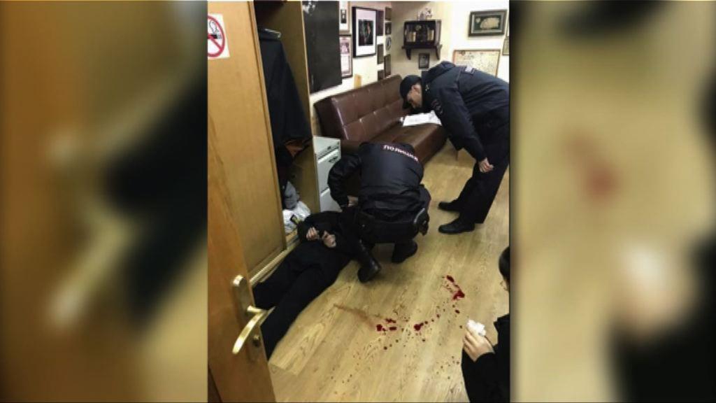俄羅斯批評政府電台主持遇襲受傷