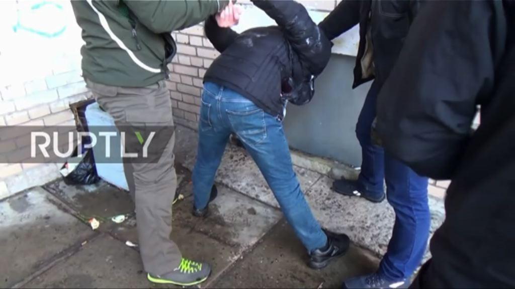 俄羅斯拘七人涉聖彼得堡恐襲陰謀
