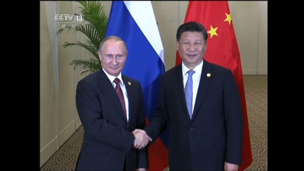 普京五月訪華將會晤習近平