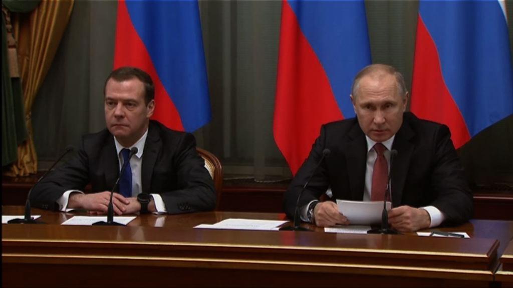 普京獲提名以獨立身分競逐連任