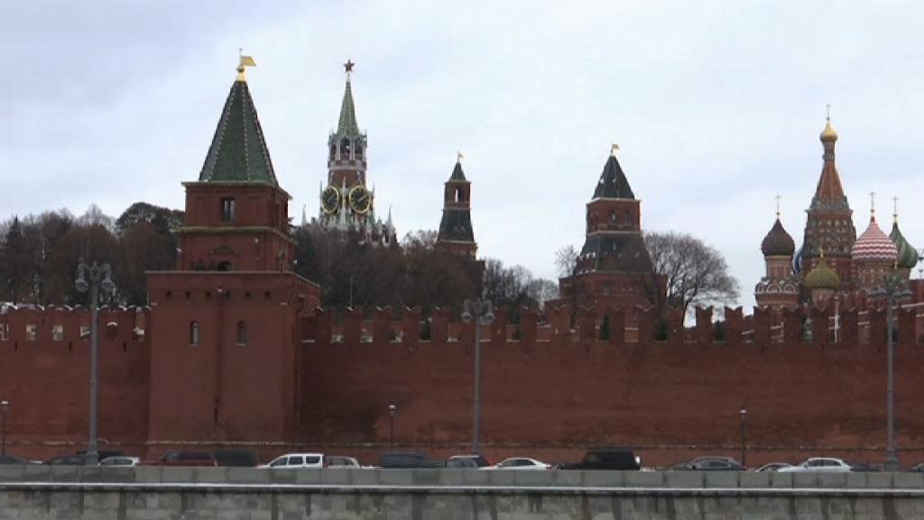 俄羅斯受國際制裁影響經濟放緩