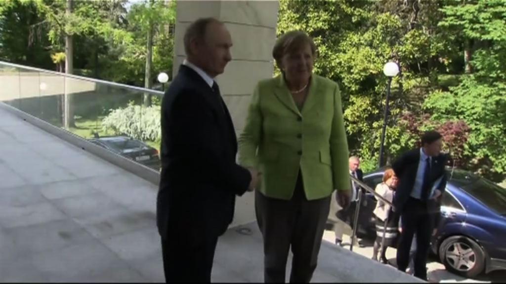 普京再次否認有干預他國選舉