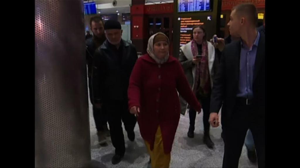 俄國恐襲 疑兇父母抵聖彼得堡助查