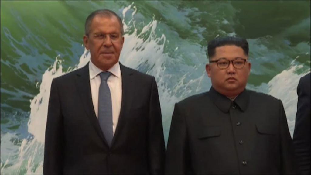 俄羅斯正式邀請金正恩訪俄