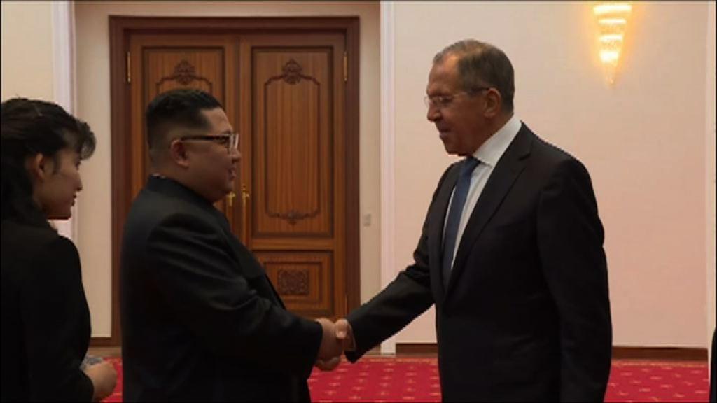 俄外長拉夫羅夫邀金正恩訪俄