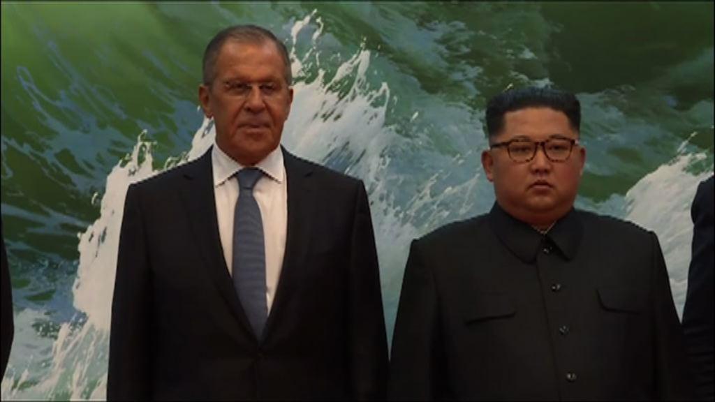 拉夫羅夫:北韓無核化進程不宜急進