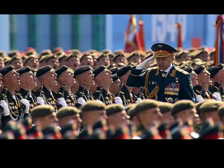多國西方領袖杯葛出席俄閱兵儀式