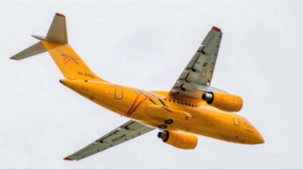 俄羅斯一架客機墜毀