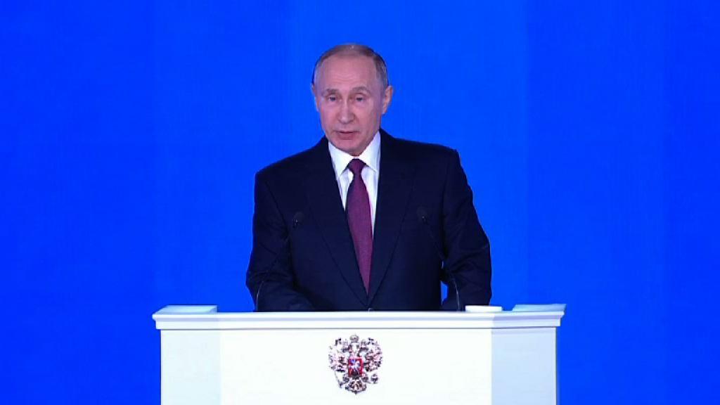 普京罕有延期發表國情咨文或為大選造勢