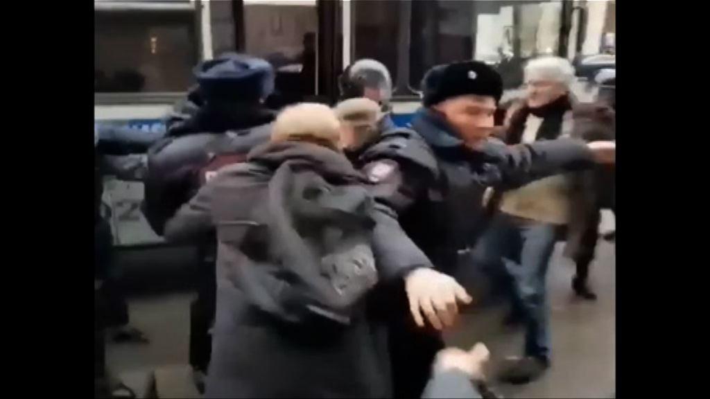俄反對派領袖納瓦爾尼獲釋
