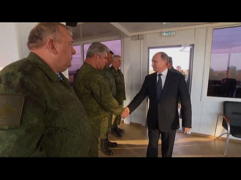俄軍敘利亞擴張部署惹西方憂慮