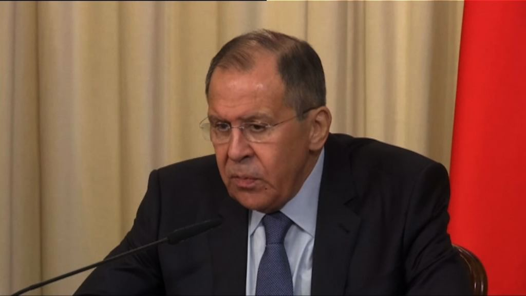 俄外長批英政府藉中毒案轉移視線