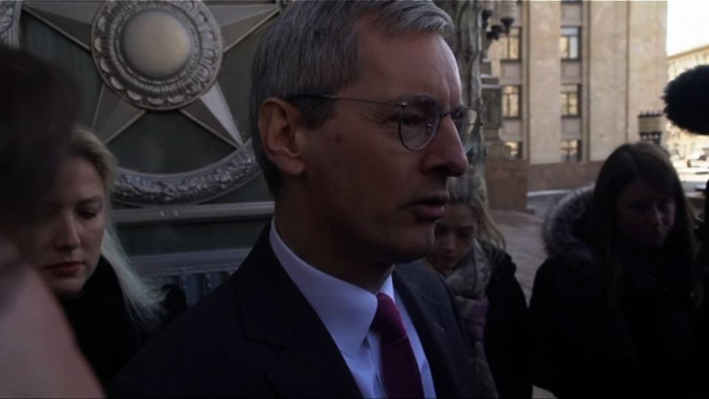 俄驅逐23名英外交人員作為報復