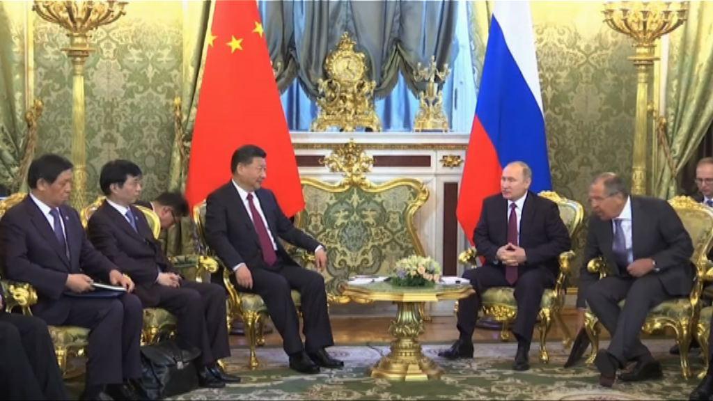 中俄促美立即停止部署薩德系統
