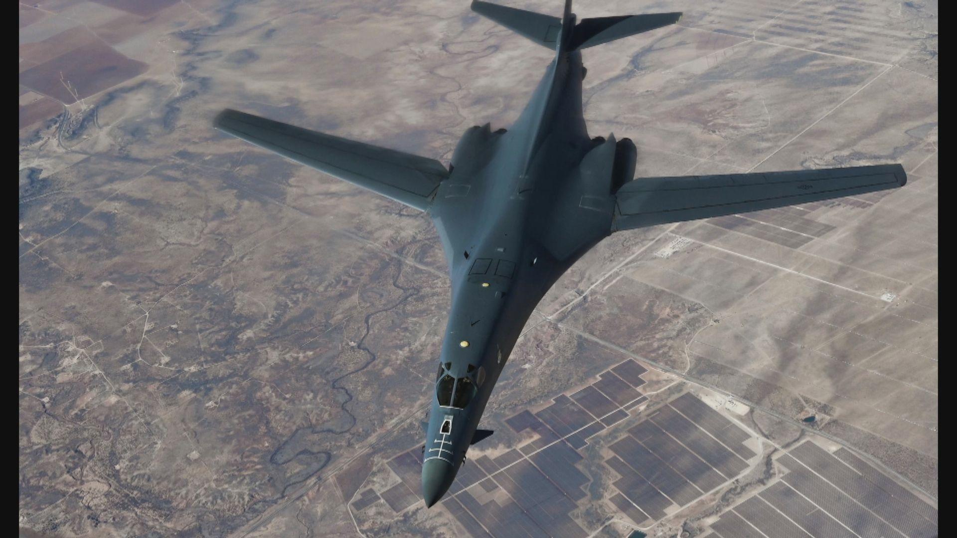 美俄戰機一度黑海上空共同飛行