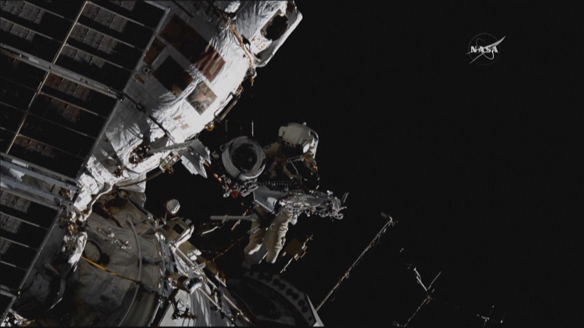 美俄政治分歧無阻合作太空探索