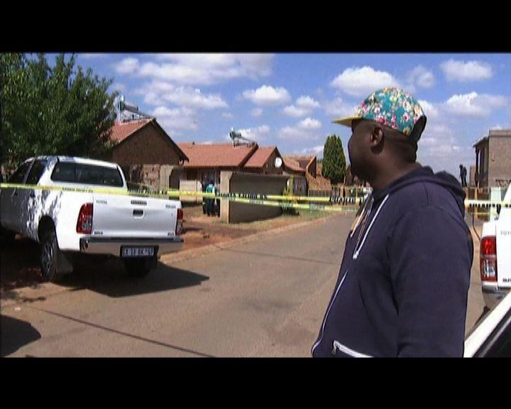 南非警拘一男涉殺國家足球隊長