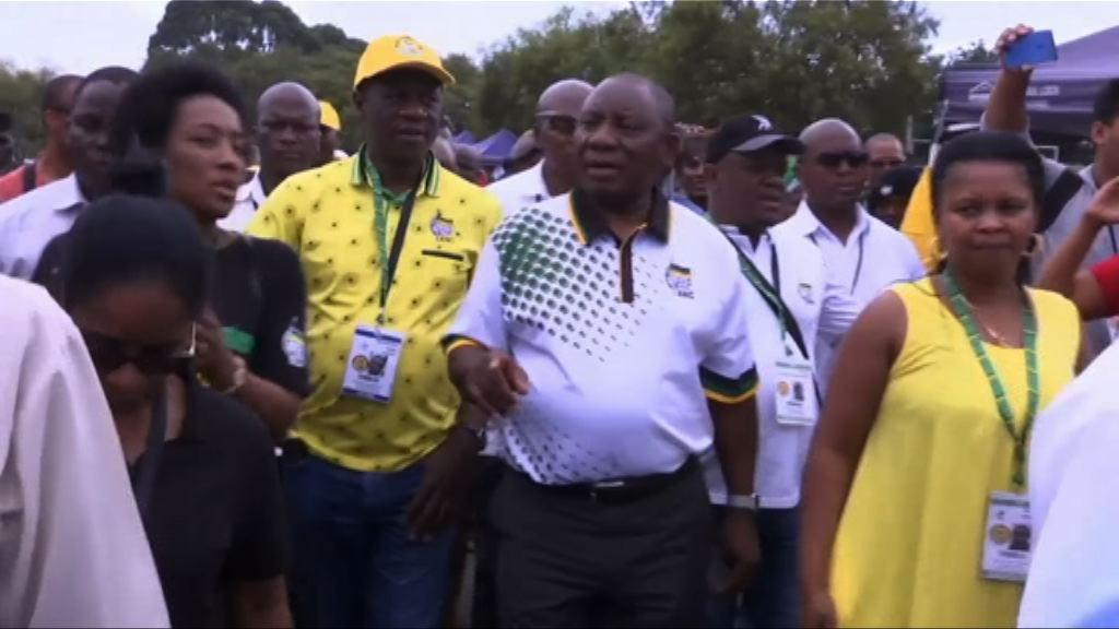 南非新總統拉馬福薩一度棄政從商