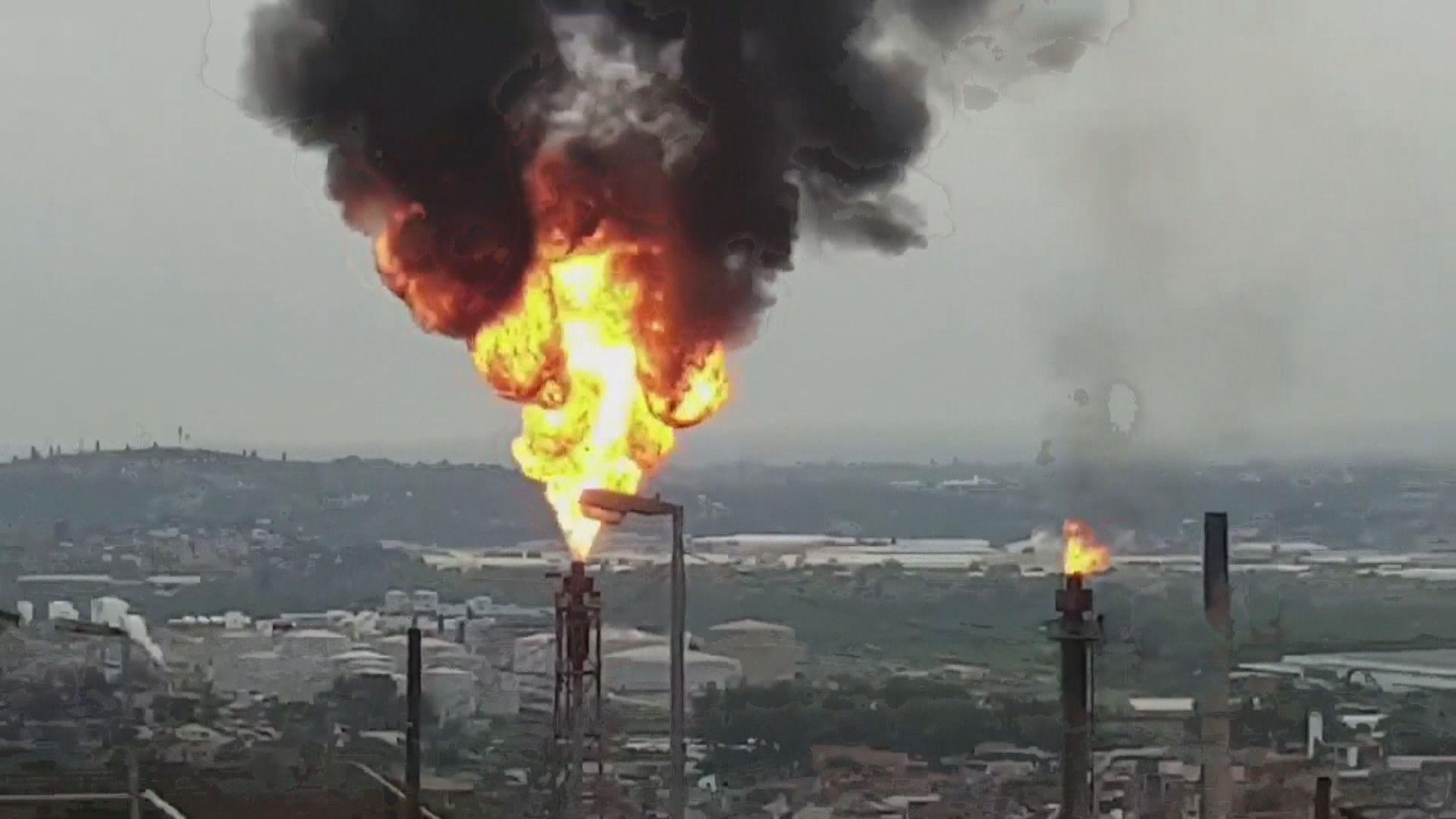 南非有煉油廠爆炸引發大火 最少七人受傷