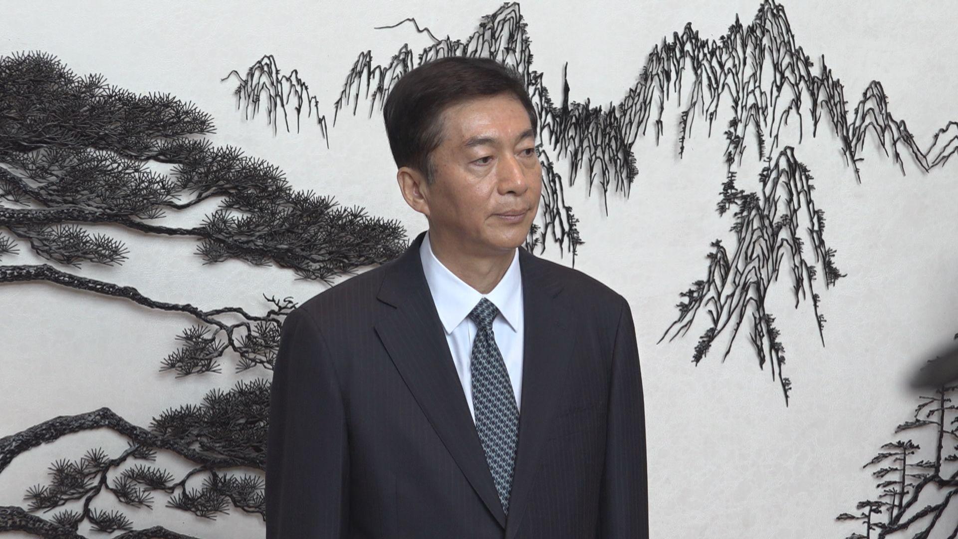駱惠寧:證明為國為港做了應做的事 在外國並無資產