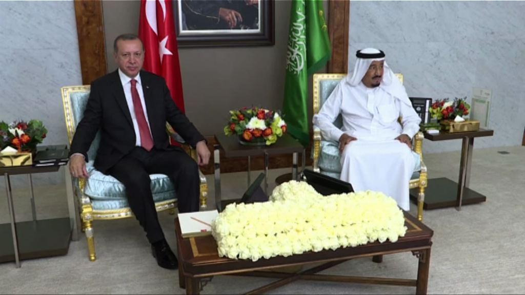 埃爾多安抵科威特斡旋卡塔爾斷交危機