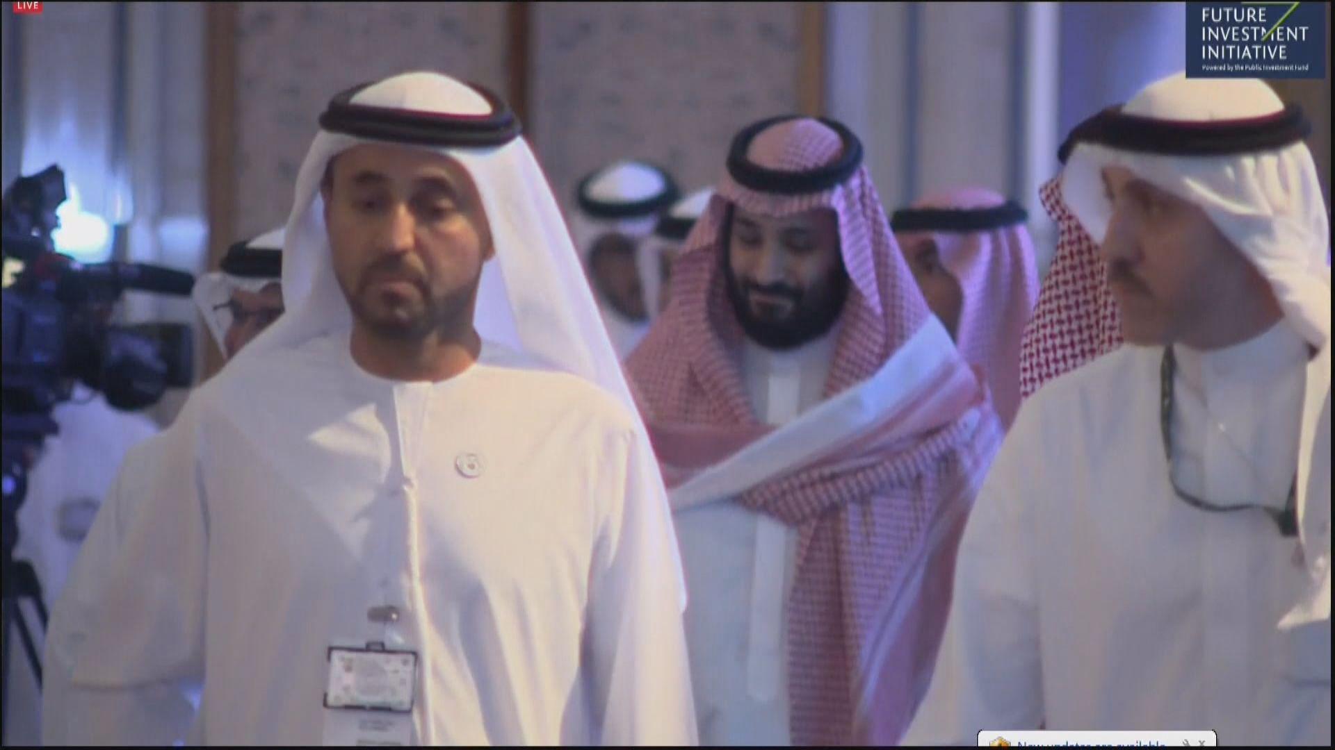沙特王儲:卡舒吉案涉事者將受制裁