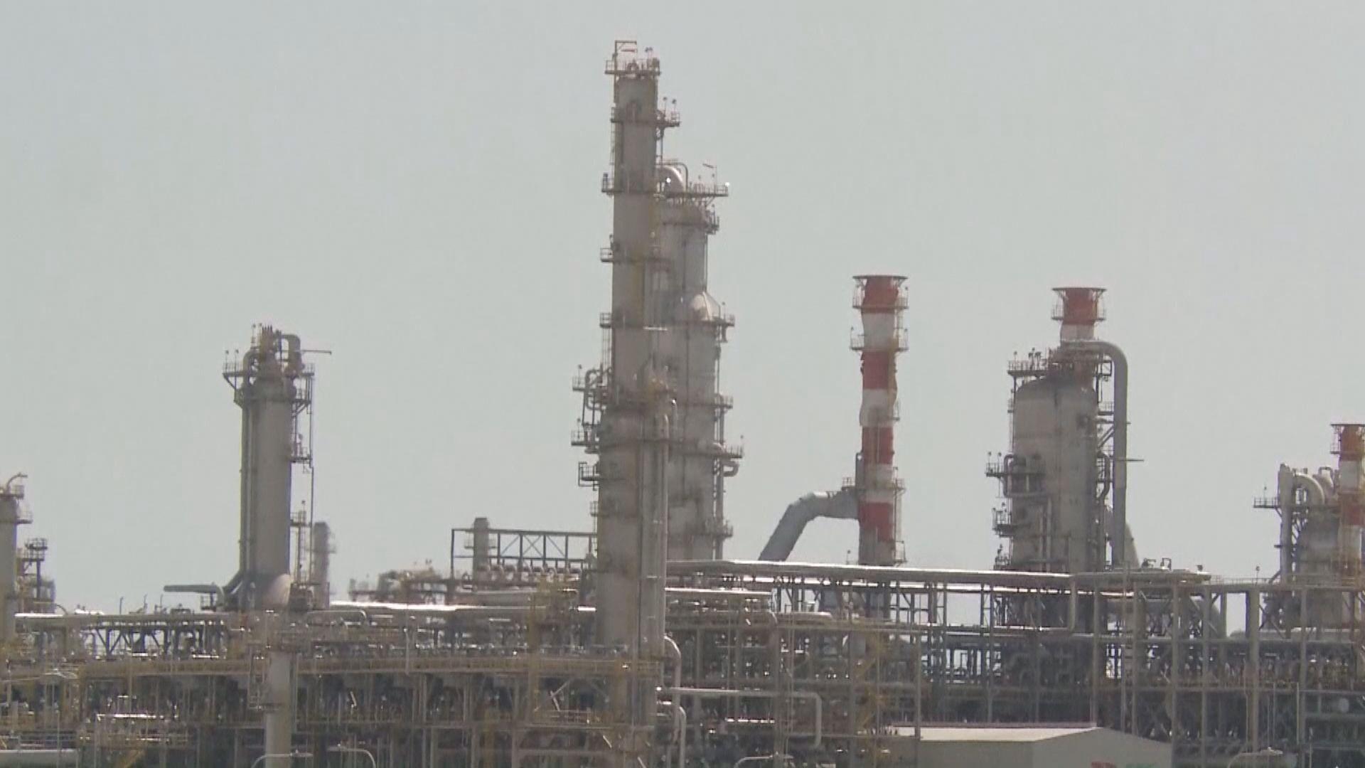 沙特國營石油公司遇襲 料每日減產570萬
