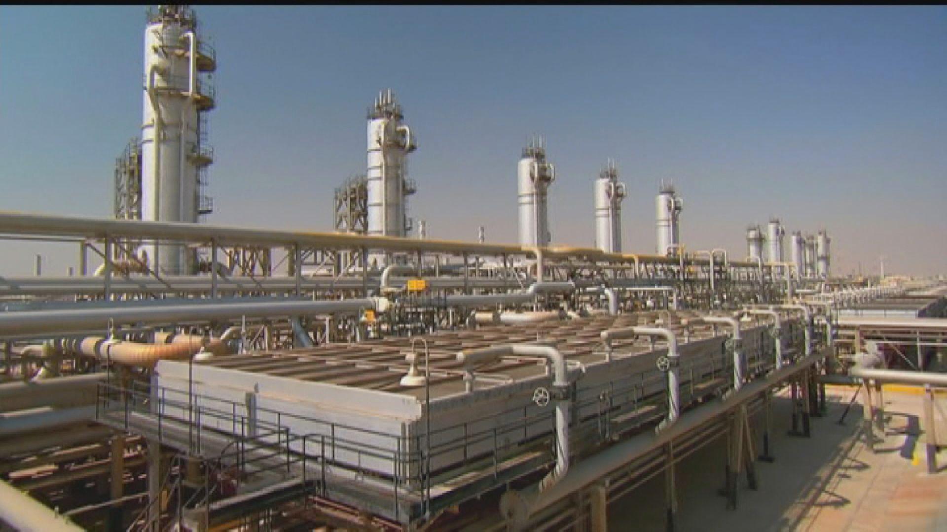 沙特下月原油產量每日再削一百萬桶