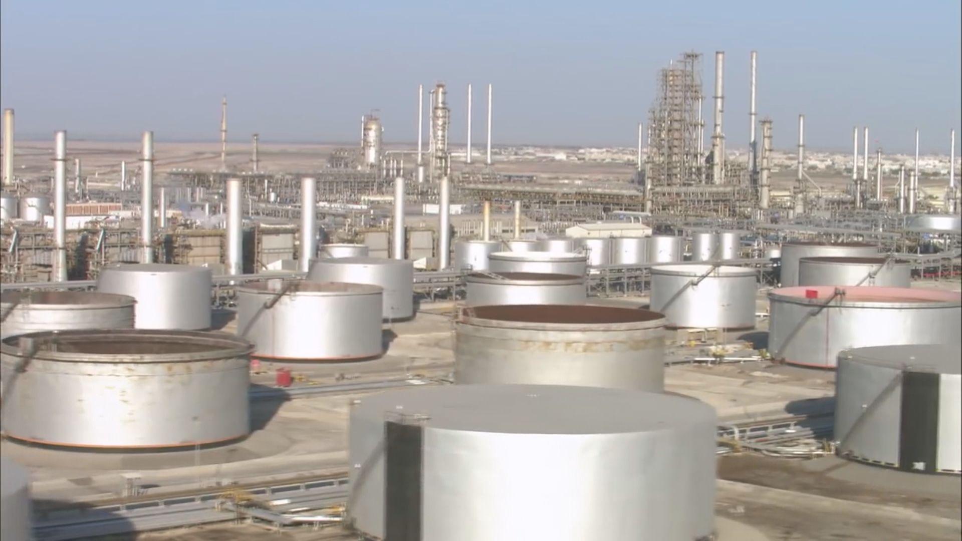 沙特石油設施遇襲 特朗普指已做好還擊準備