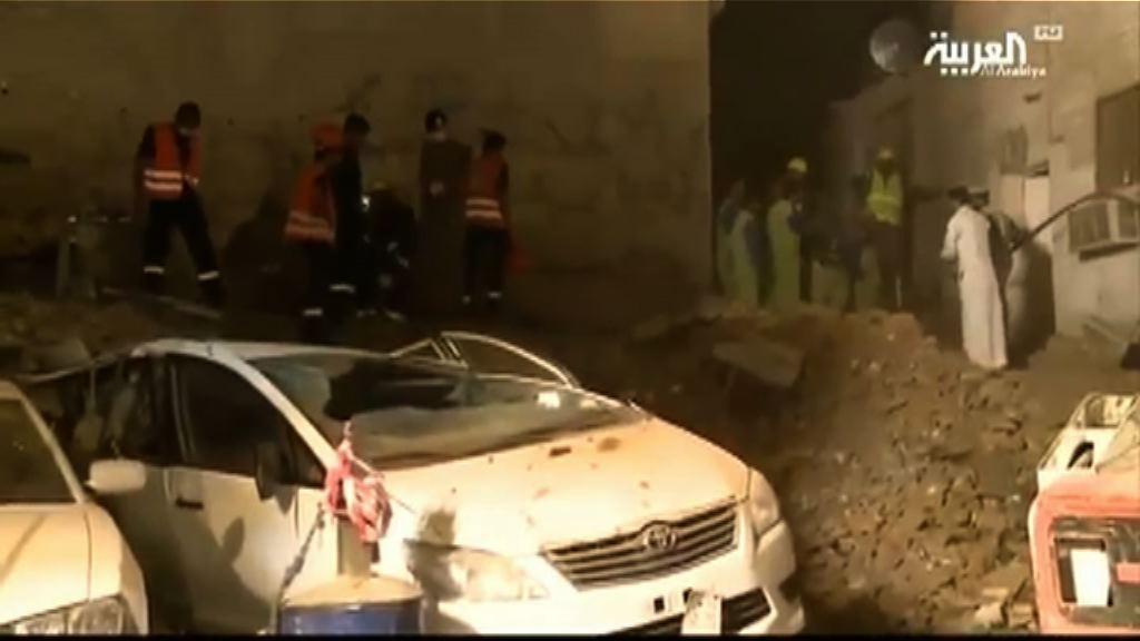 沙特粉碎大清真寺恐襲陰謀拘五人