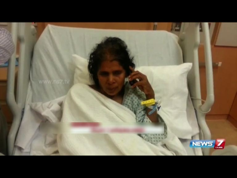 印度女傭遭沙特僱主斬去右臂