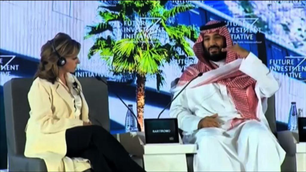 沙特王儲銳意改革挽救經濟