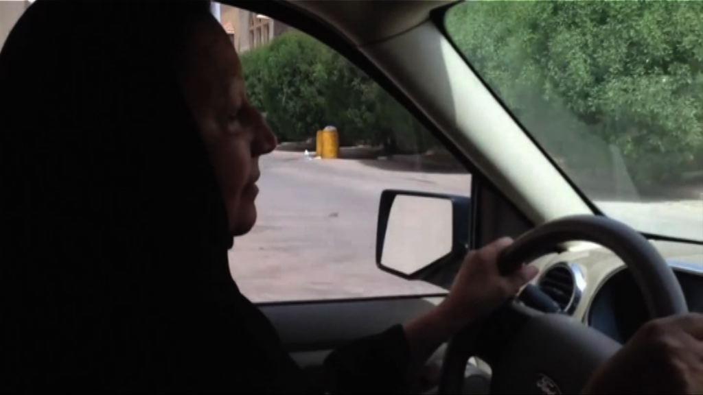 沙特女性明年中起可駕車