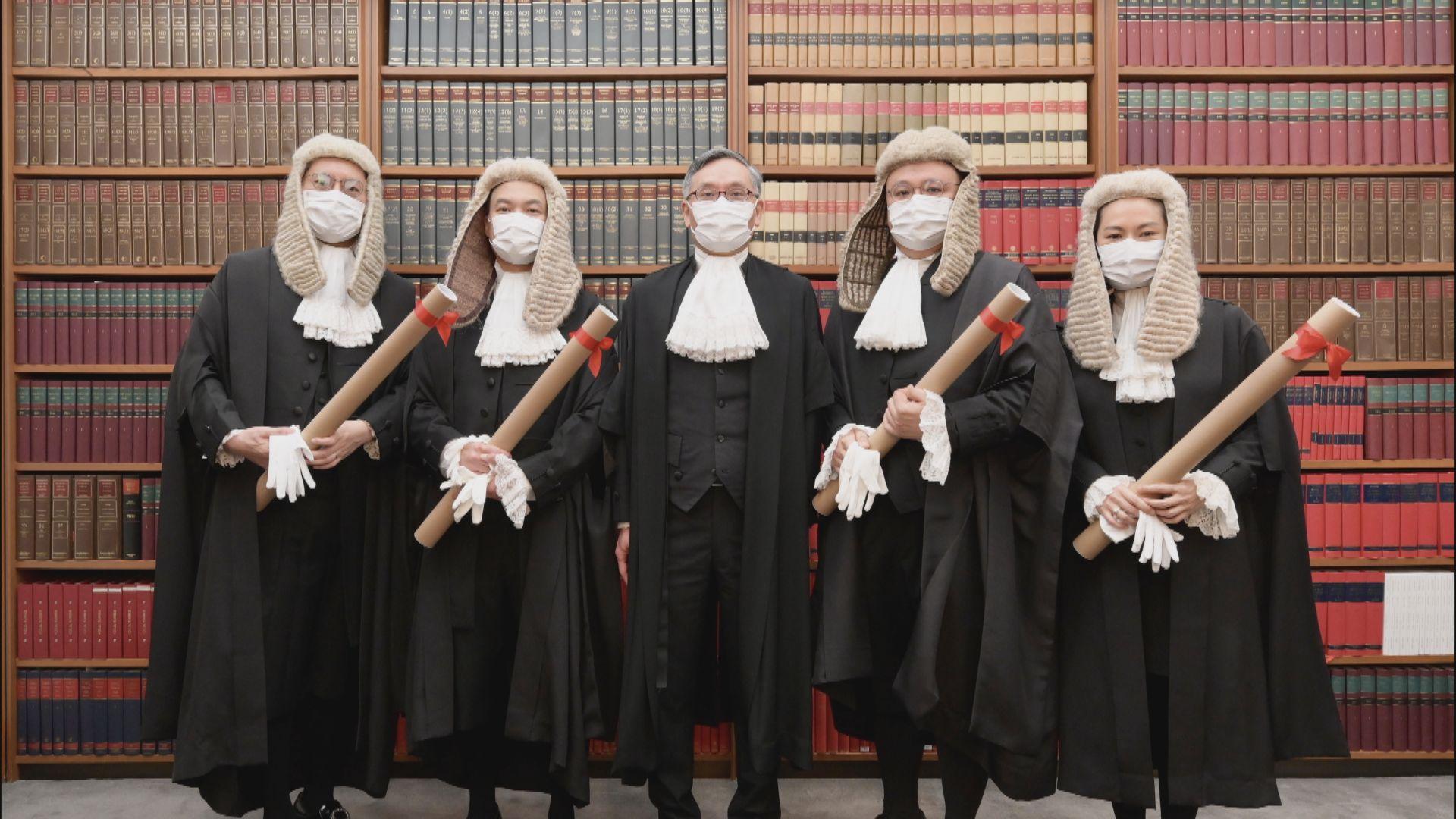 張舉能:不同意判決就質疑司法機構獨立性會令法治受損